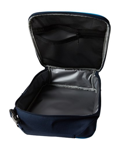 4 High Tides Lunch Box Blue MAMCVBHT Billabong