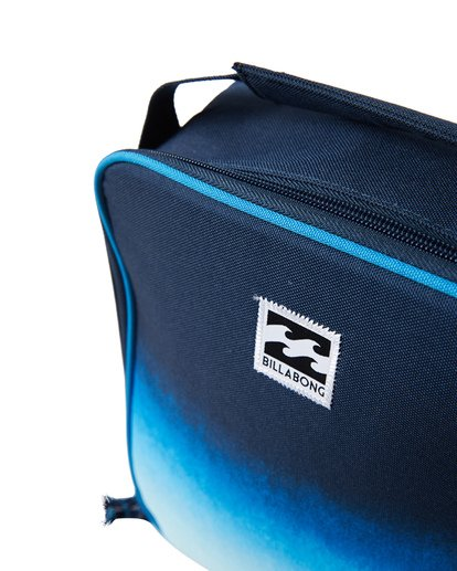 5 High Tides Lunch Box Blue MAMCVBHT Billabong