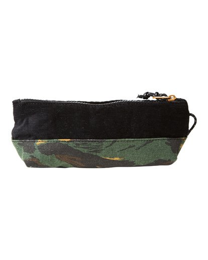 2 Low Tide Pencil Case Camo MAMCVBLT Billabong