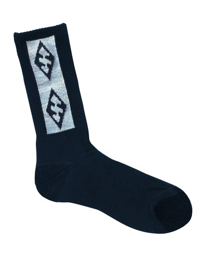 1 Dbah Patterned Socks Blue MASO1BDB Billabong