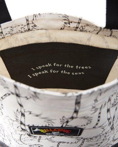 4 Truffula Tote Bag Black MATB2BTR Billabong