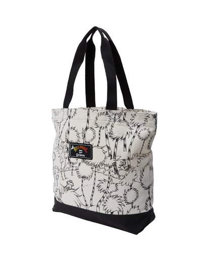 2 Truffula Tote Bag Black MATB2BTR Billabong