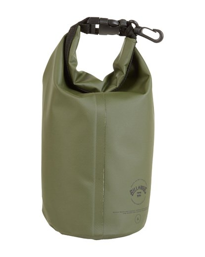 4 All Day Small Stashie Wet/Dry Bag Green MATV1BBS Billabong