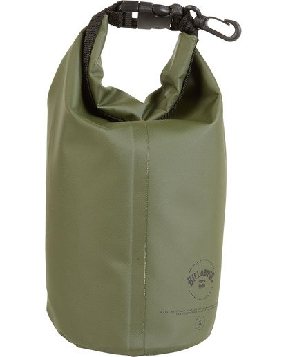 2 All Day Small Stashie Wet/Dry Bag Green MATV1BBS Billabong