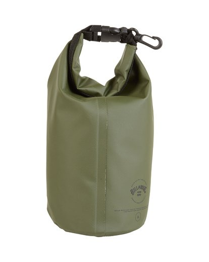 1 All Day Small Stashie Wet/Dry Bag Green MATV1BBS Billabong
