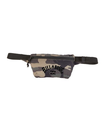 3 Cache Bum Waist Pack Black MATV1BCB Billabong