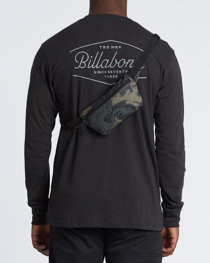 1 Cache Bum Waist Pack Black MATV1BCB Billabong