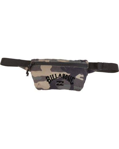 2 Cache Bum Waist Pack Black MATV1BCB Billabong