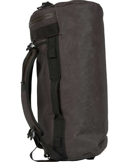 1 Mavericks Lite Water-Resistant Duffel Bag Black MATVQBML Billabong