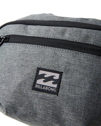 2 Java Waistpack 2L Grey MATVVBJW Billabong