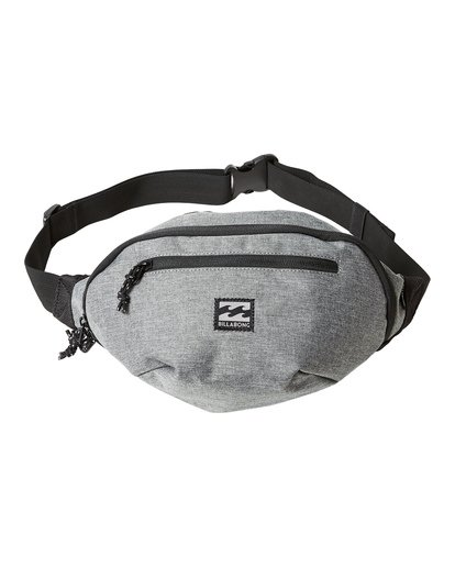 0 Java Waistpack 2L Grey MATVVBJW Billabong