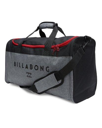 1 Weekender Travel Bag Black MATVWBZE Billabong