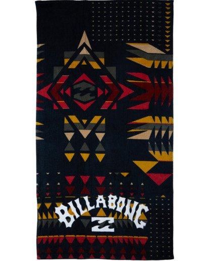 1 Waves Towel Yellow MATW3BWA Billabong
