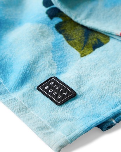 3 Hawaii Towel Blue MATWVBHT Billabong