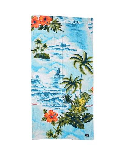 0 Hawaii Towel Blue MATWVBHT Billabong