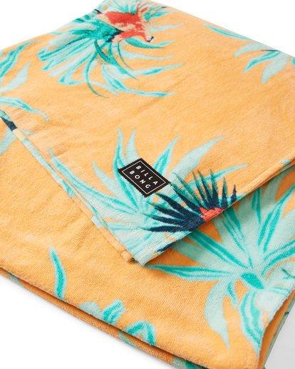1 Shore Break Towel Purple MATWVBSR Billabong