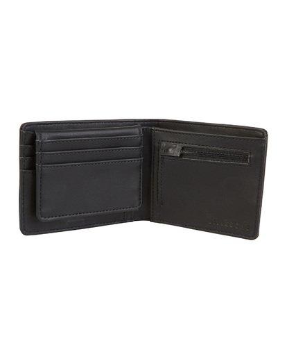 3 Dimension Wallet Black MAWT1BDI Billabong