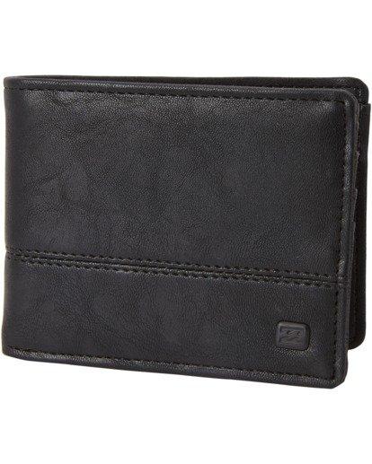 2 Dimension Wallet Black MAWT1BDI Billabong