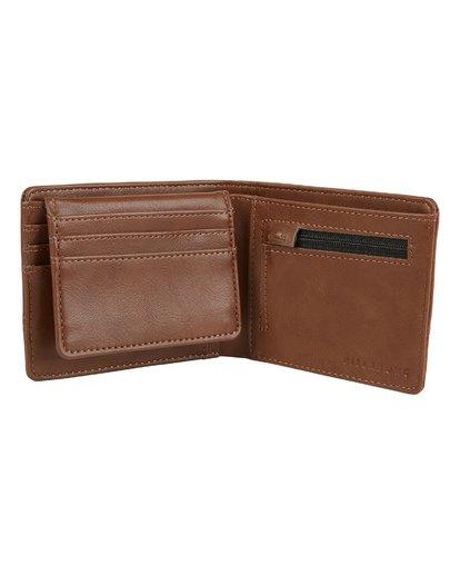 1 Dimension Wallet Green MAWT1BDI Billabong