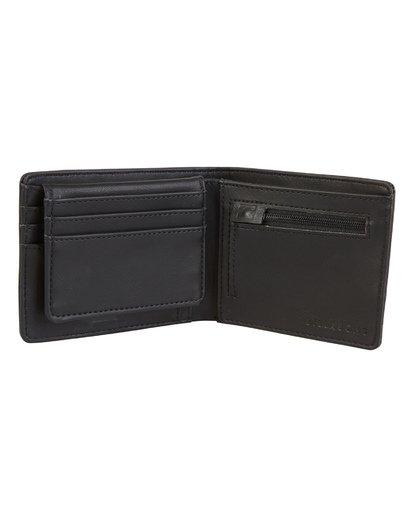 1 Dimension Wallet Black MAWT1BDI Billabong