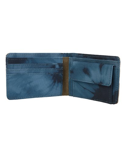 1 Tides Wallet Blue MAWT1BTI Billabong