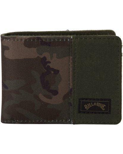 1 Tides Wallet Black MAWT3BTI Billabong