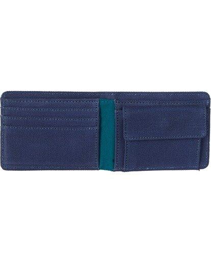 1 Tides Wallet Blue MAWT3BTI Billabong
