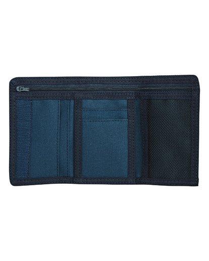 1 Atom Wallet Blue MAWTGATO Billabong