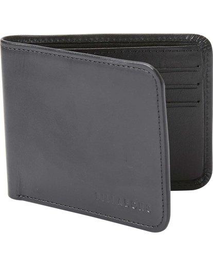 0 Slicker Slim Wallet  MAWTJSLI Billabong
