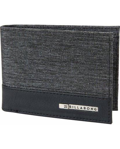 0 Dimension Wallet  MAWTLDIM Billabong