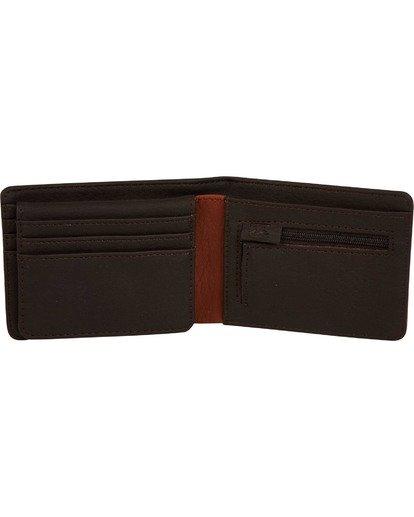 1 Dimension Wallet Brown MAWTNBDI Billabong