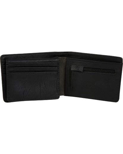 1 Dimension Wallet Grey MAWTNBDI Billabong