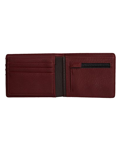 1 Dimension Wallet Red MAWTVBDI Billabong
