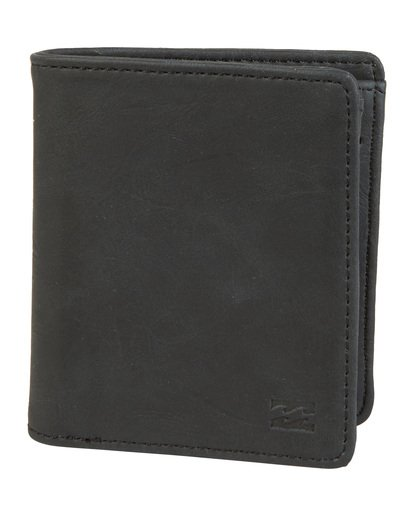 2 Gaviotas Pu Wallet Black MAWTVBGA Billabong