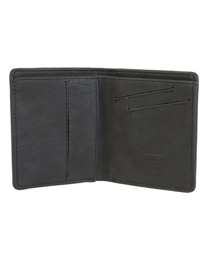1 Gaviotas Pu Wallet Black MAWTVBGA Billabong
