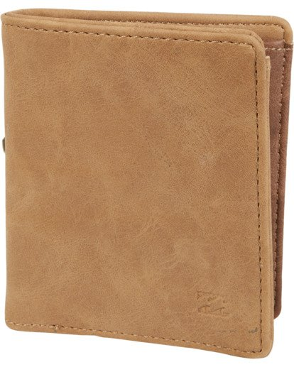 0 Gaviotas Pu Wallet Brown MAWTVBGA Billabong