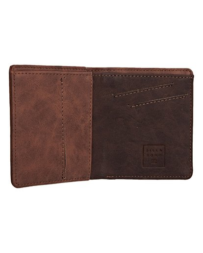1 Gaviotas Pu Wallet Orange MAWTVBGA Billabong