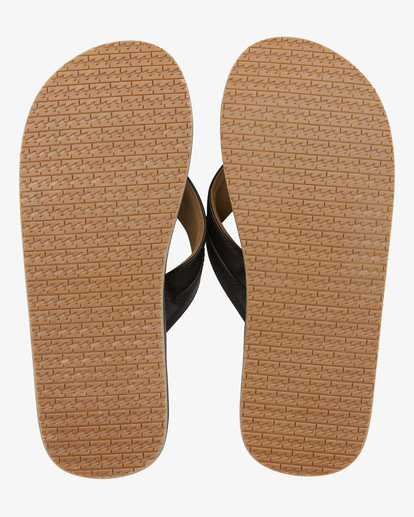 1 All Day Impact Cush Sandals Black MFOT1BAC Billabong