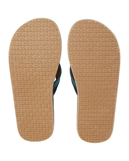 5 All Day Impact Sandals Black MFOT1BAD Billabong