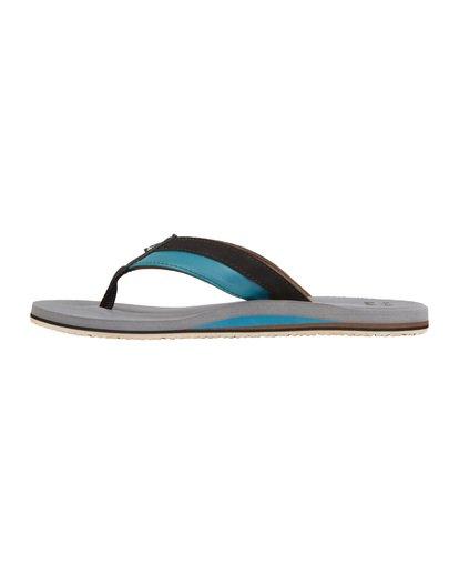 4 All Day Impact Sandals Black MFOT1BAD Billabong