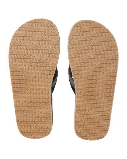 7 All Day Impact Sandals Brown MFOT1BAD Billabong
