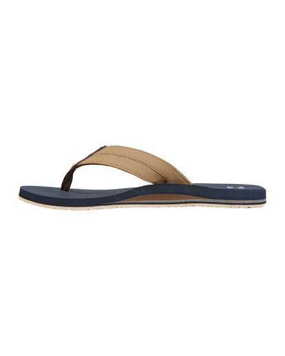 5 All Day Impact Sandals Blue MFOT1BAD Billabong