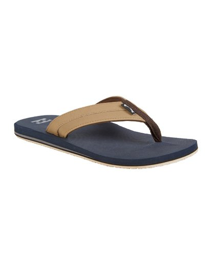 6 All Day Impact Sandals Blue MFOT1BAD Billabong