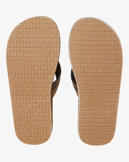 2 All Day Impact Sandals Brown MFOT1BAD Billabong