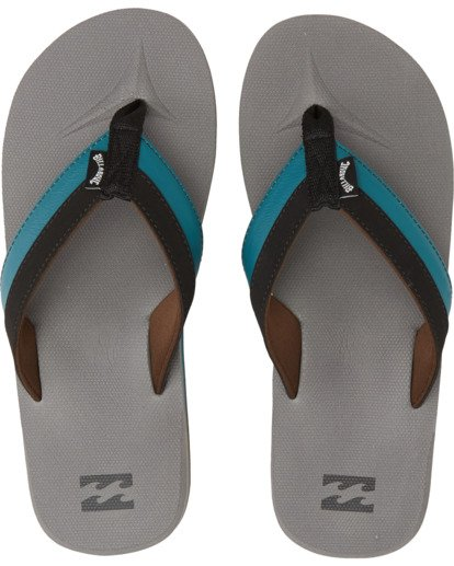 0 All Day Impact Sandals Black MFOT1BAD Billabong