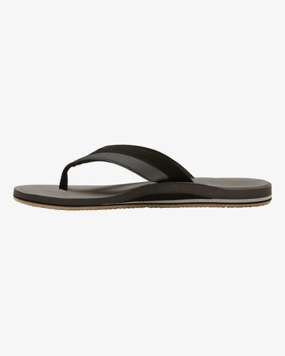 2 All Day Impact Sandals White MFOT1BAD Billabong