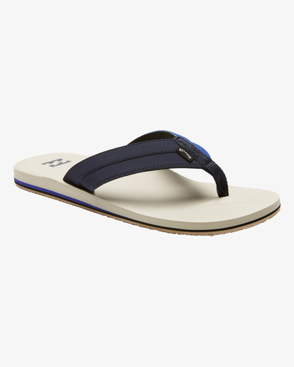 0 All Day Impact Sandals Grey MFOT1BAD Billabong
