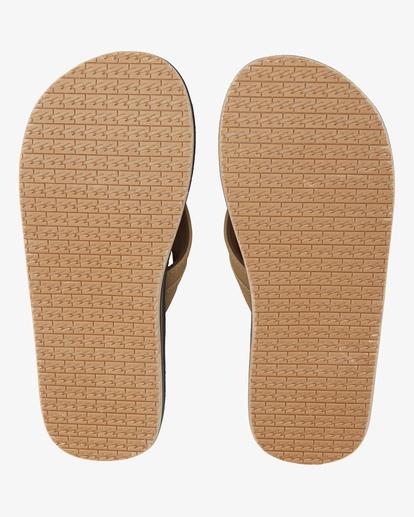 2 All Day Impact Sandals Blue MFOT1BAD Billabong