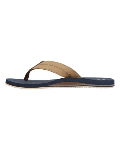 3 All Day Impact Sandals Blue MFOT1BAD Billabong