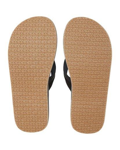 7 All Day Impact Print Sandals Grey MFOT1BAI Billabong